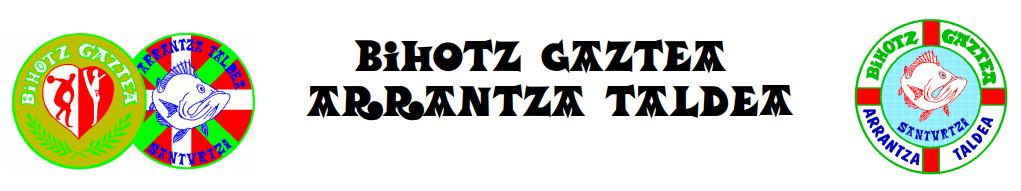 Arrantza Bihotz Gaztea